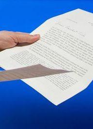 Letter of Offer